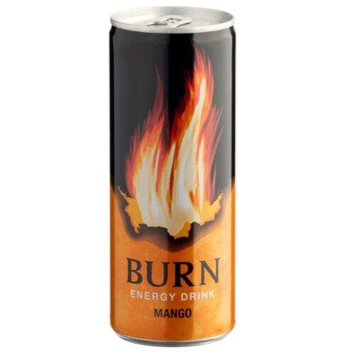 Energiaital BURN Mango 0,25L