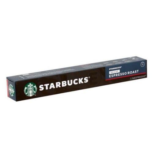 Kávékapszula STARBUCKS by Nespresso Espresso Roast koffeinmentes 57g