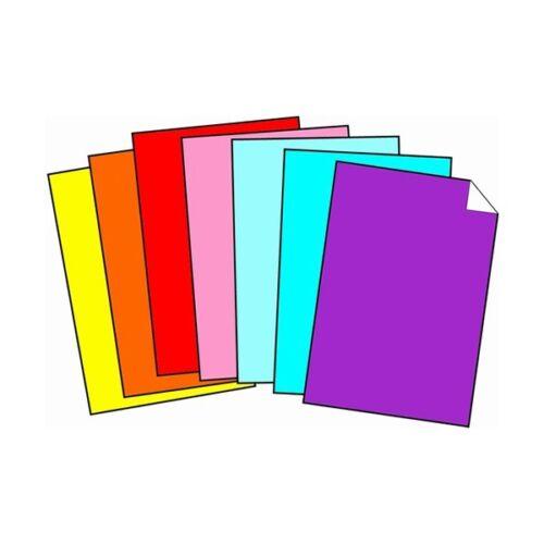 Dekorációs karton 50x70cm 350 gr lila 50 ív/csomag