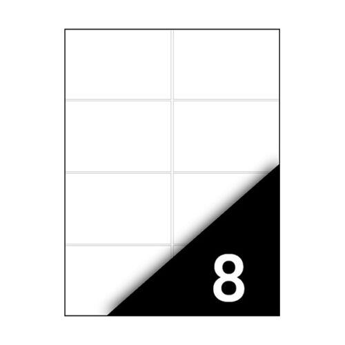 Etikett FORTUNA 105x74mm univerzális 800 címke/doboz 100 ív/doboz