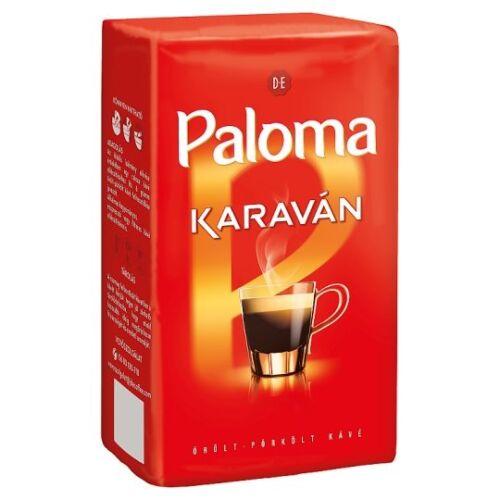 Kávé őrölt DOUWE EGBERTS Paloma Karaván 900g