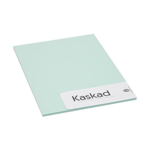 Névjegykártya karton KASKAD A/4 2 oldalas 225 gr zöld 65 20 ív/csomag