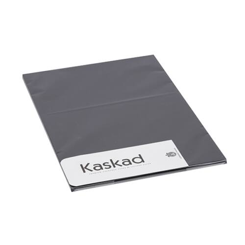 Névjegykártya karton KASKAD A/4 2 oldalas 225 gr fekete 99 20 ív/csomag