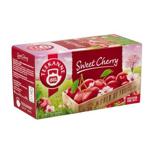 Gyümölcstea TEEKANNE Swee Cherry meggyes  20x2,5gr
