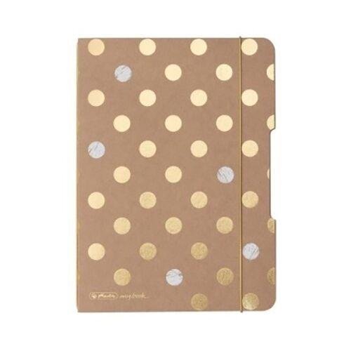 Füzet HERLITZ My book flex Pure glam A/5 40 lapos pontozott belív