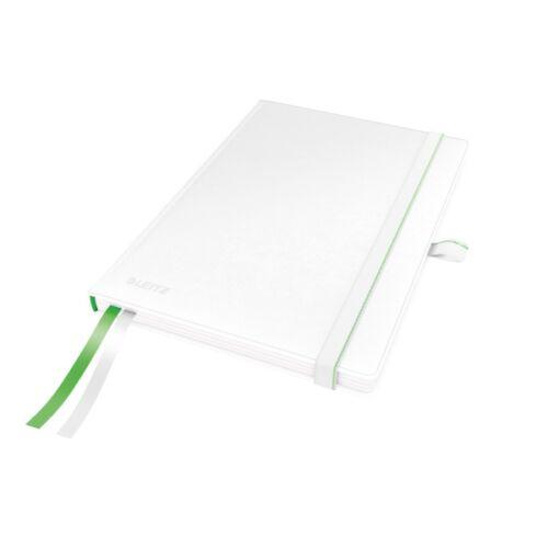 Jegyzetfüzet LEITZ Complete A/5 80 lapos vonalas fehér