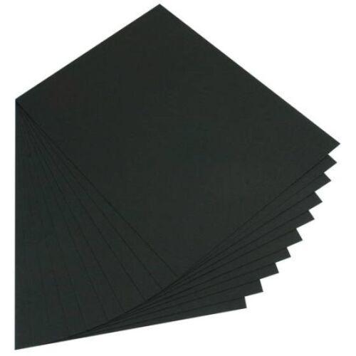 Fotókarton 70x100 cm fekete