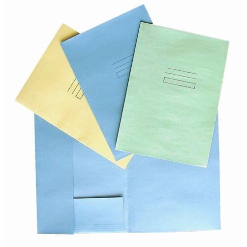 Iratgyűjtő FÓKUSZ kék