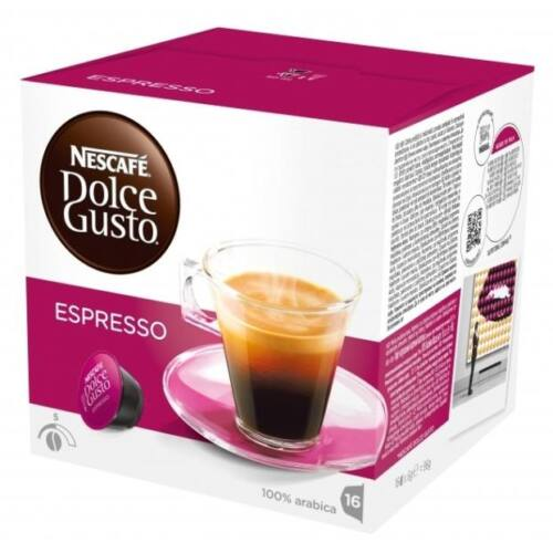 Kávékapszula NESCAFE Dolce Gusto Espresso 16db