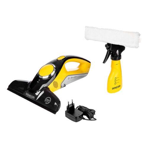 Ablaktisztító SENCOR SCW 3001YL 200 ml tartállyal sárga