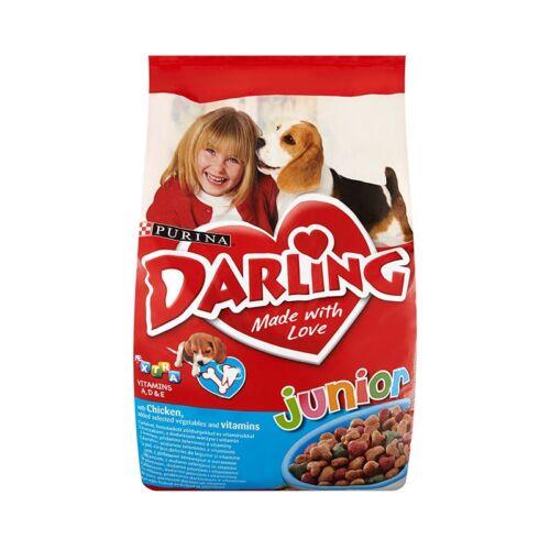 Állateledel száraz PURINA Darling Junior kutyáknak 8kg