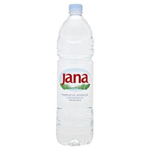 Ásványvíz szénsavmentes JANA 1,5L