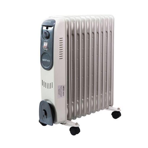 Elektromos olajradiátor TOO OFR-11-2500-121 2500W 2 fokozatú szürke