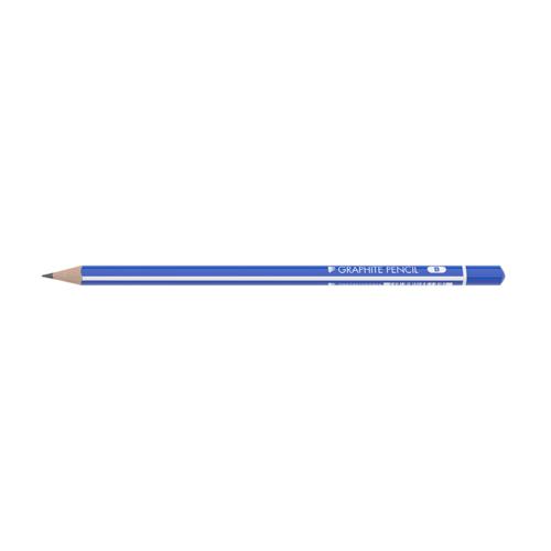 Grafitceruza ICO Signetta B háromszögletű