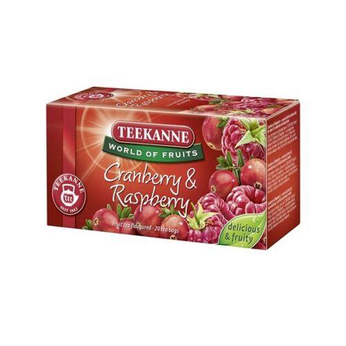 Gyümölcstea TEEKANNE piros bogyók áfonya-málna