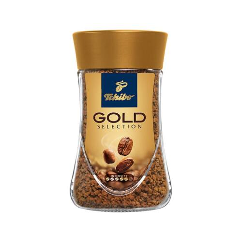 Kávé instant TCHIBO Gold 100 g