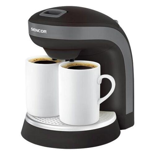 Filteres kávéfőző SENCOR SCE 2000BK 2 személyes fekete