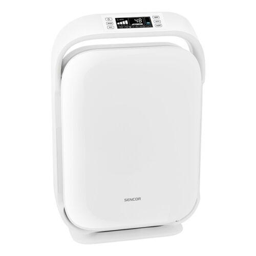Légtisztító SENCOR SHA 9400WH 70W 8 fokozatú fehér