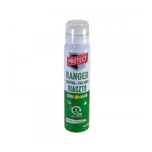 Rovarriasztó PROTECT Ranger szúnyog- kullancsriasztó citrus illat 100 ml spray